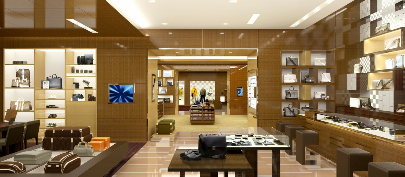 Studio Persevoir 3D Louis Vuitton Shenyang