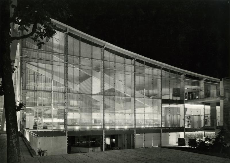 Cité de l'architecture - pavillon